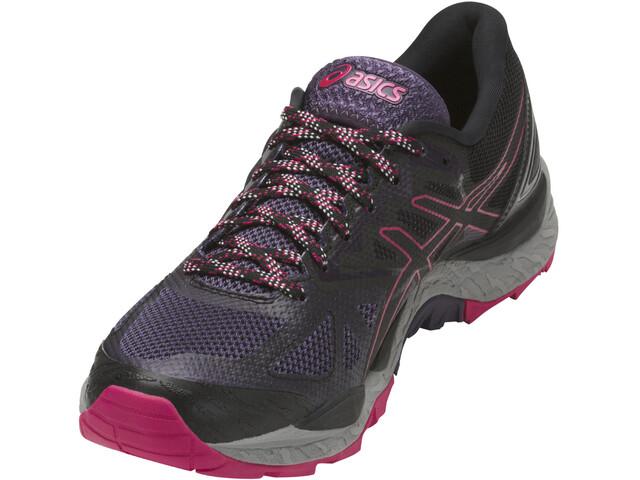asics Gel-Fujitrabuco 6 G-TX Shoes Women mysterioso/black/cosmo pink